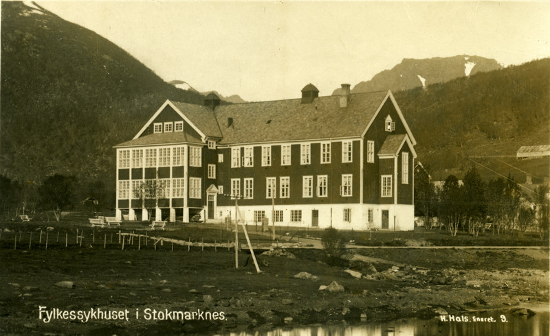Stokmarknes sykehus