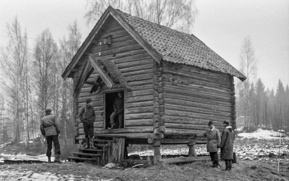 Stabburet på Bjørnebråten gård i Ski fredes.