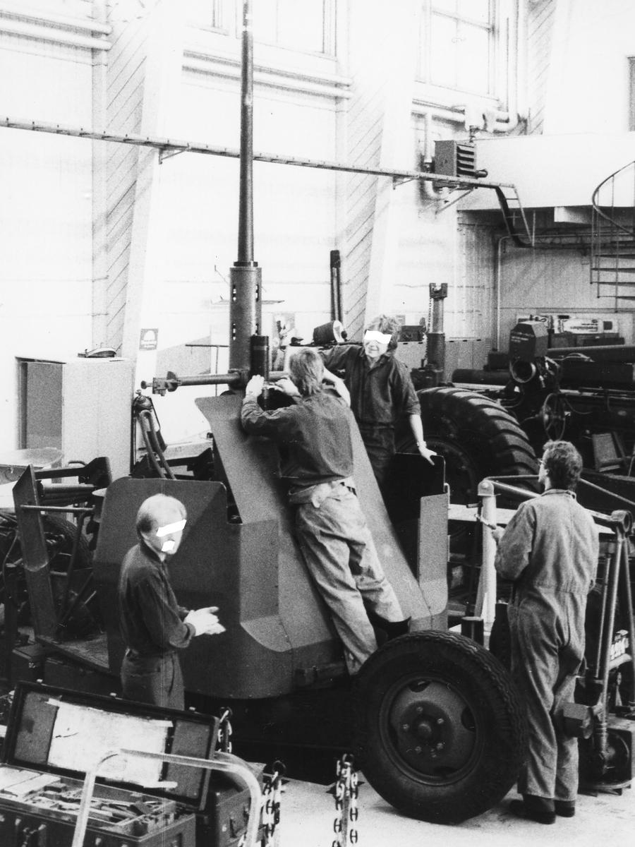 40 mm fältautomatpjäs m/48
