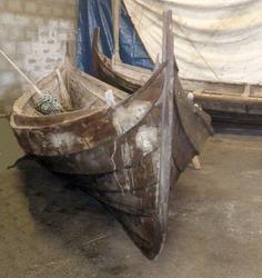 Nordlandsbåt. 3-roring