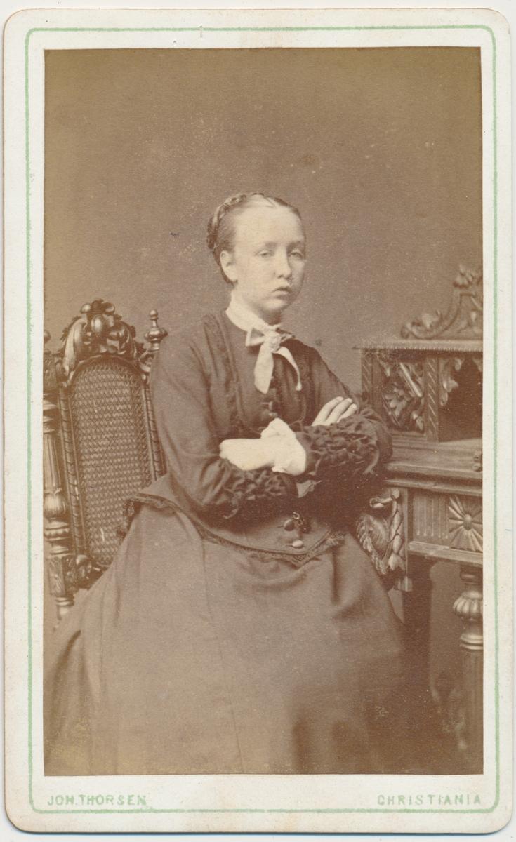 Portrett av Sofie Ødegaarden