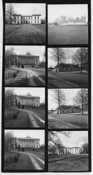Ekensholms slott, exteriör, Dunkers socken, Södermanland.