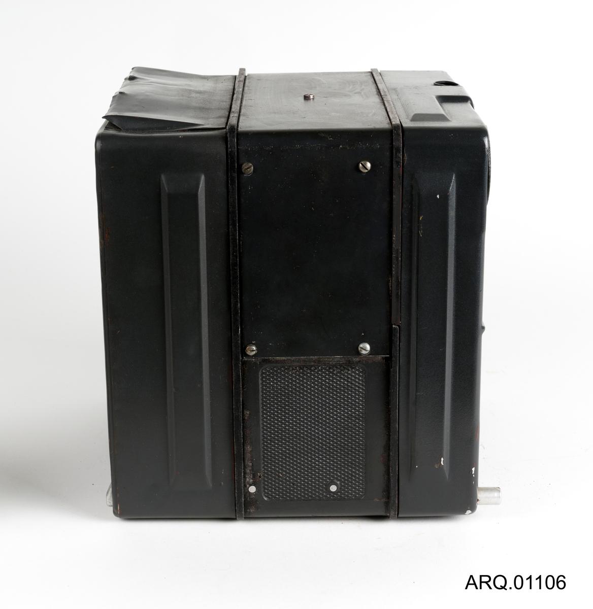 Tysk langbølge radiosender fra andre verdenskrig. Type S 10 L