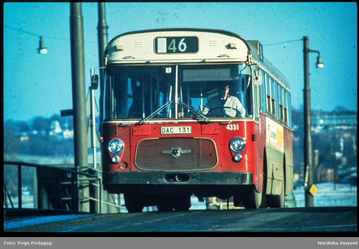 Godstransport och persontransport