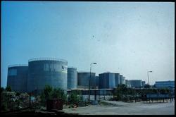 Olje- och bensinindustri, produktion och konsumtion