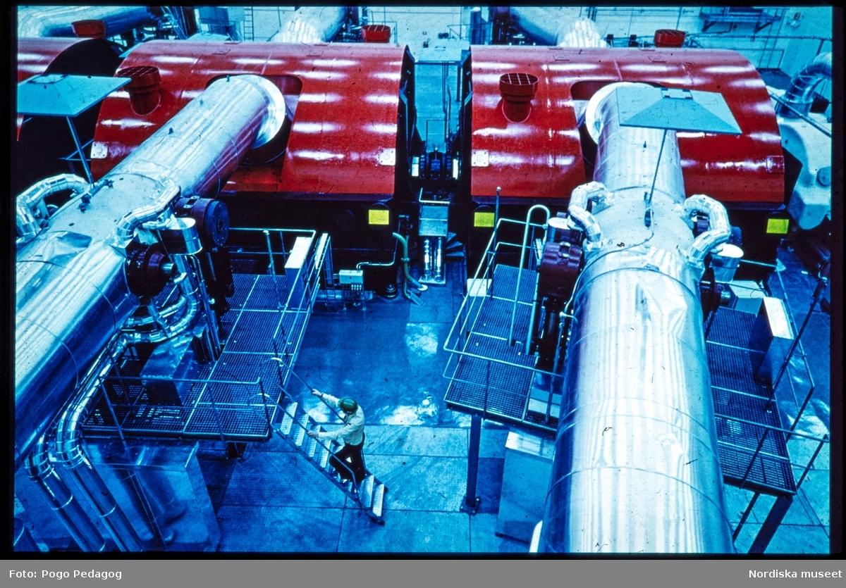 Energiförsörjning, kärnkraftverk