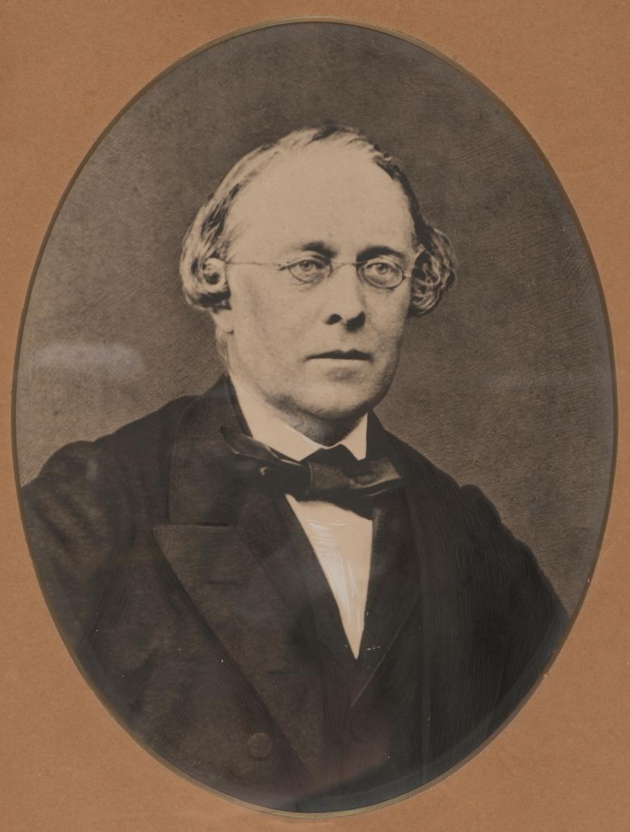 Porträtt Haverman D. G.