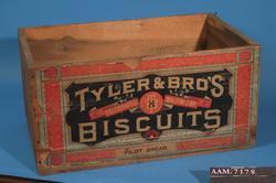 Kasse, emballasje for skipskjeks
