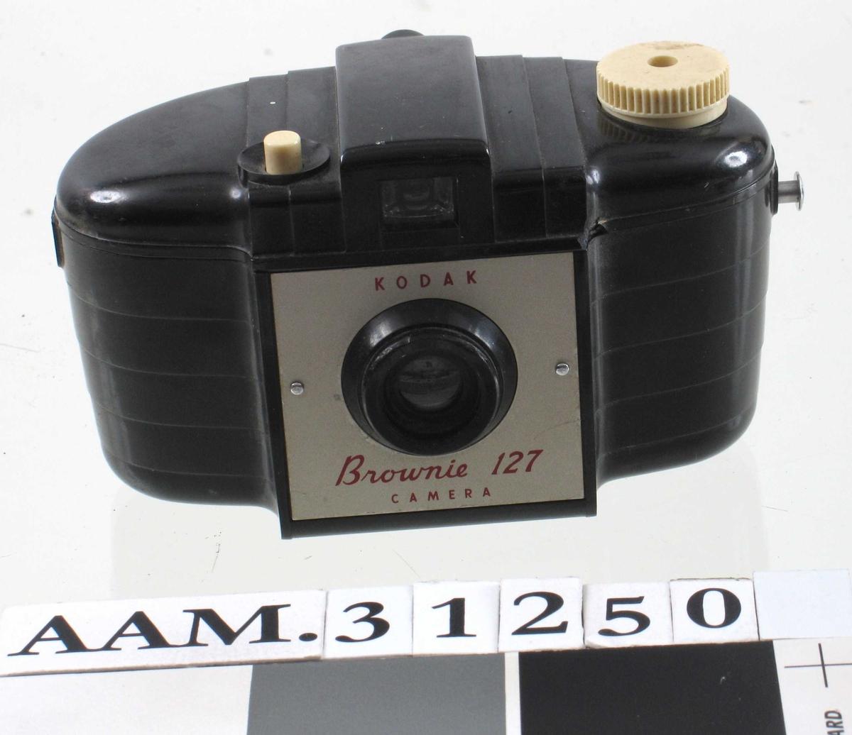 Fotoapparat, Kodak Brownie 127