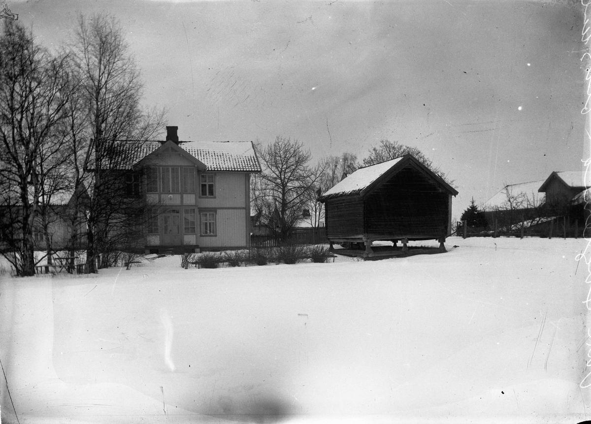 Chr. Fuglerud, gård