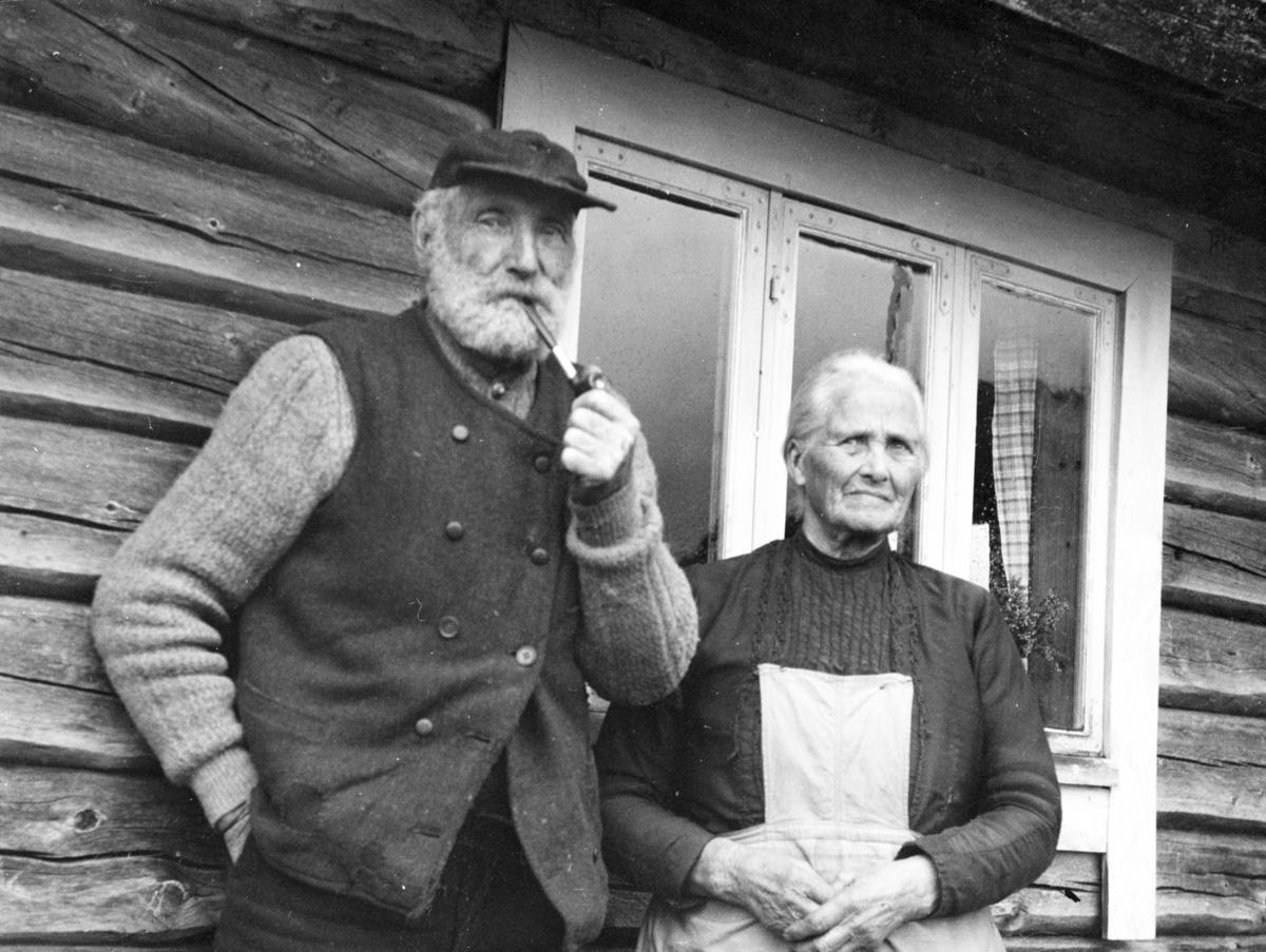 Reodor Vardenær og Kristine
