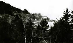 Oslo Godtemplarungdomslags feriehjem Kirkevik, Nesodden, ca