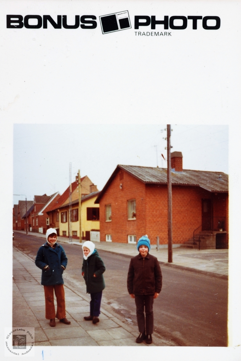 På ferjetur til Danmark