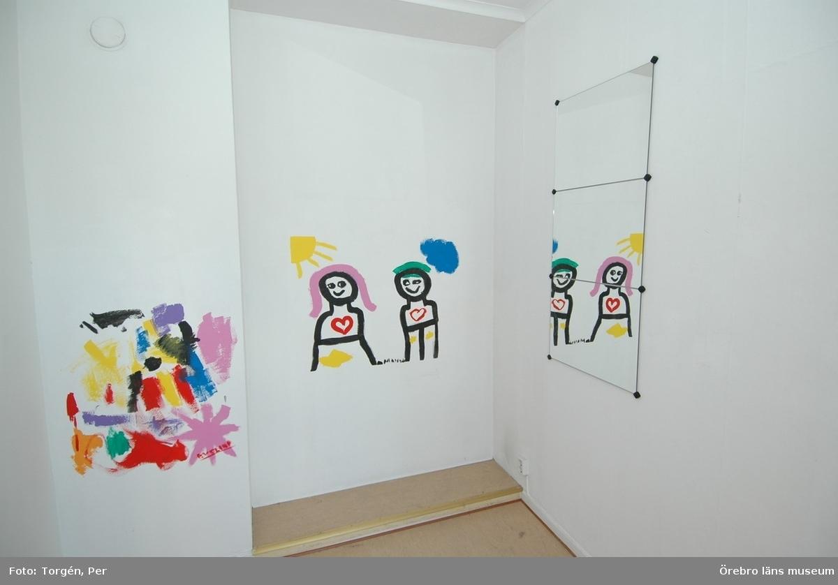 Dokumentation av fastigheterna Längan 9 och 23.Interiör, rum i lokaler, Fabriksgatan 12, del B.Dnr: 2006.250.366
