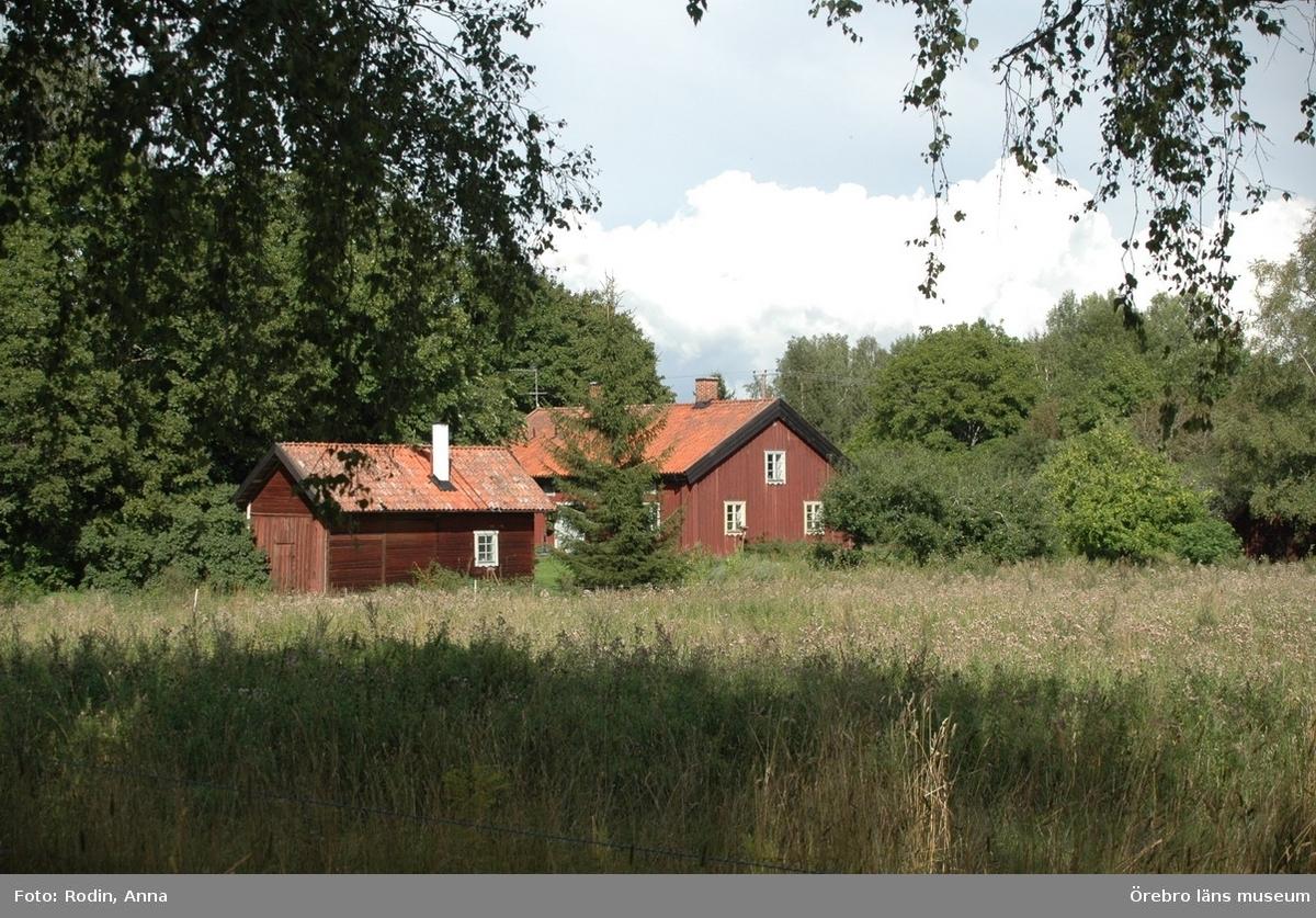 Inventering av kulturmiljöer i Gällersta, västligaste Norrbyås och del av Stora Mellösa sn. Område 6.Miljö 6: Fällersta by.Dnr: 2010.240.086