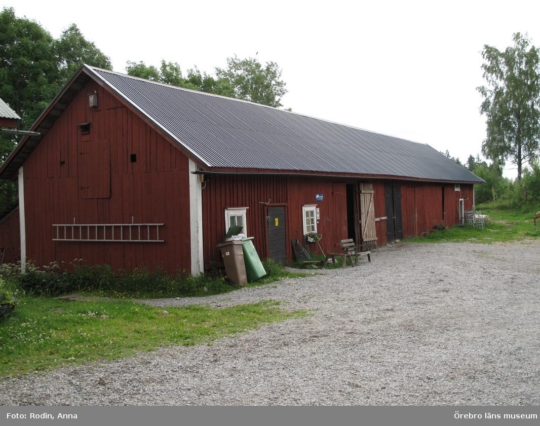 Inventering av kulturmiljöer i Tysslinge, Gräve, Kil och västra Längbro.Område 4.Miljö 33: Sånnaboda.Dnr: 2010.240.086