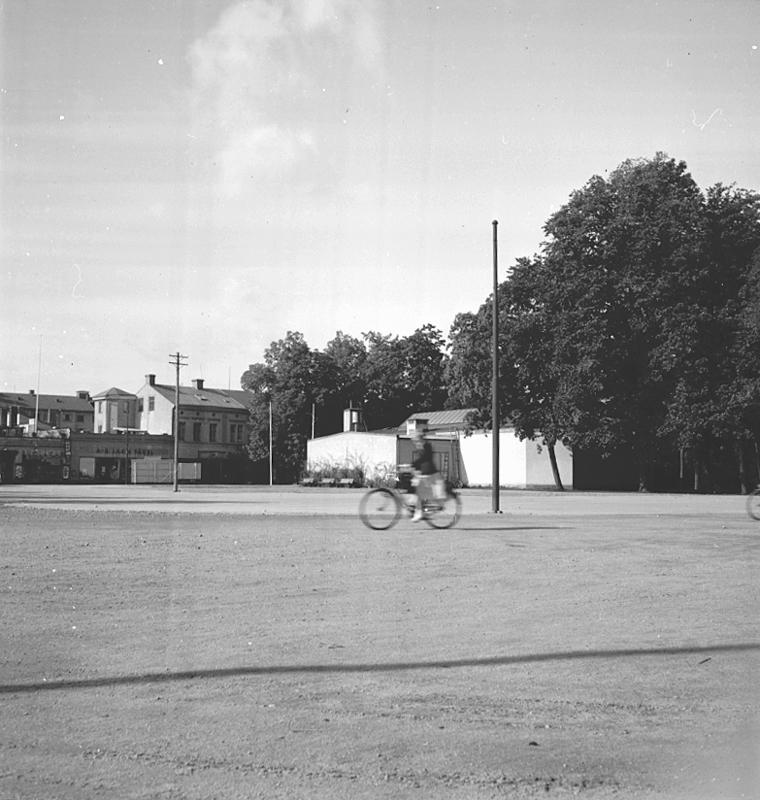 Konsthallen, Örebro läns museum.2 september 1953.