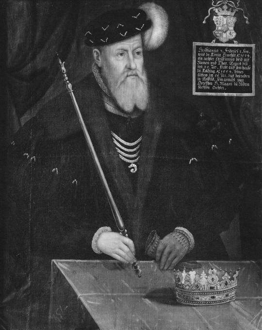 Kristian III, 1503-1559, kung av Danmark och Norge