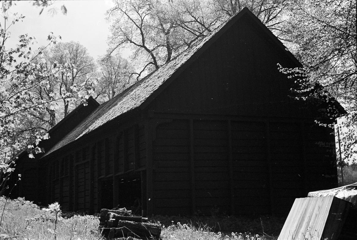 Redskapslider, Lydinge 1:1, Lydinge gård, Stavby socken, Uppland 1987