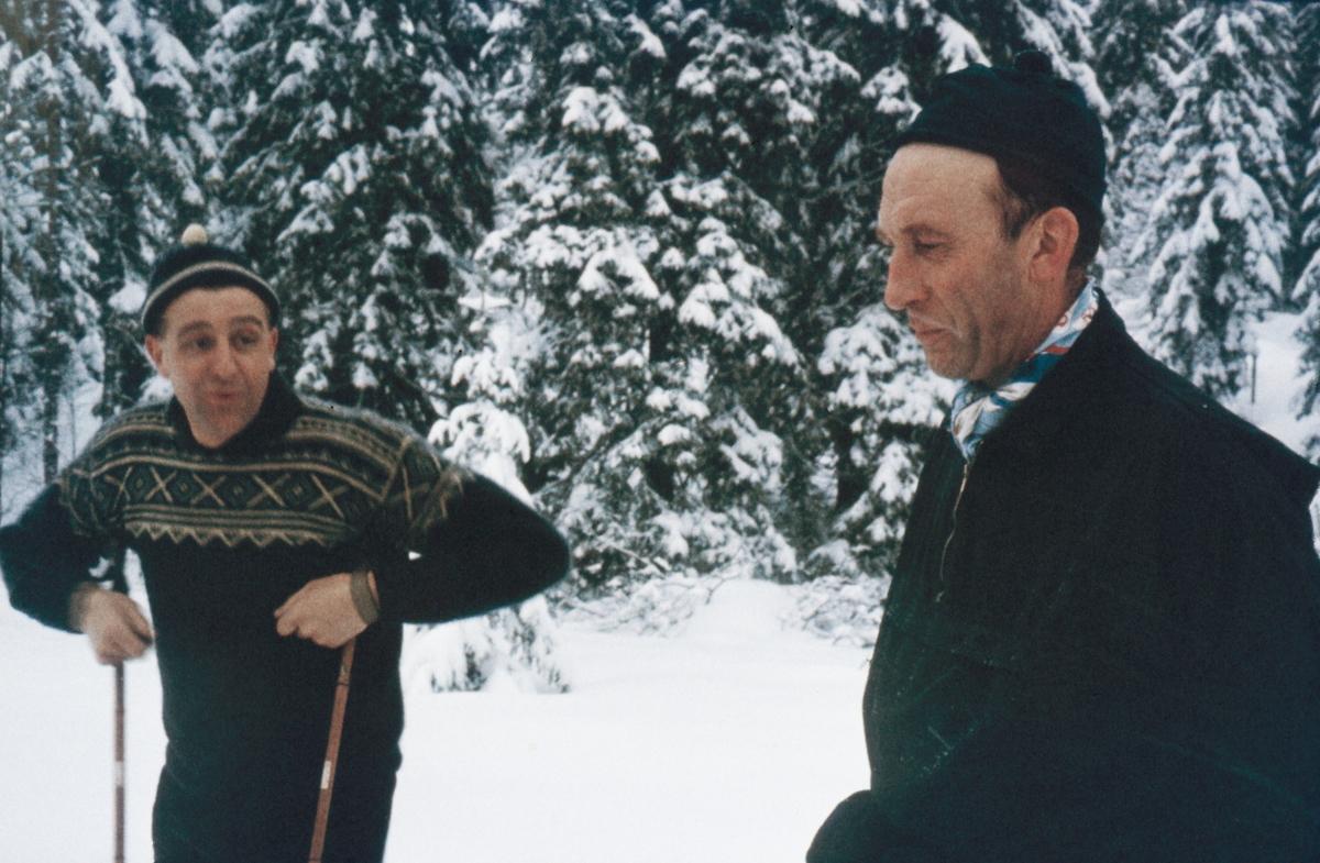 Skiløpere i Nittedal IL Skigruppa Nittedal IL