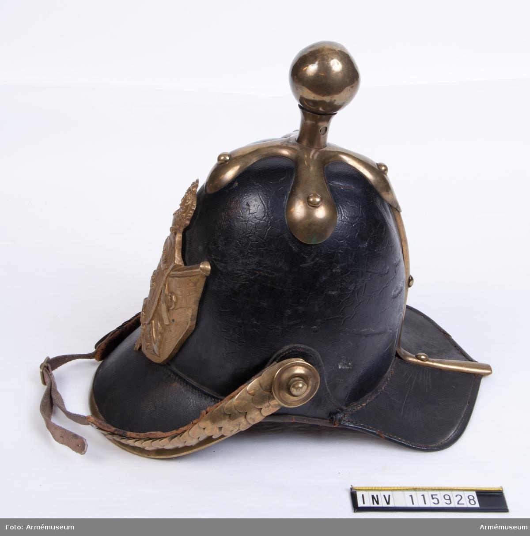 Kask m/1845