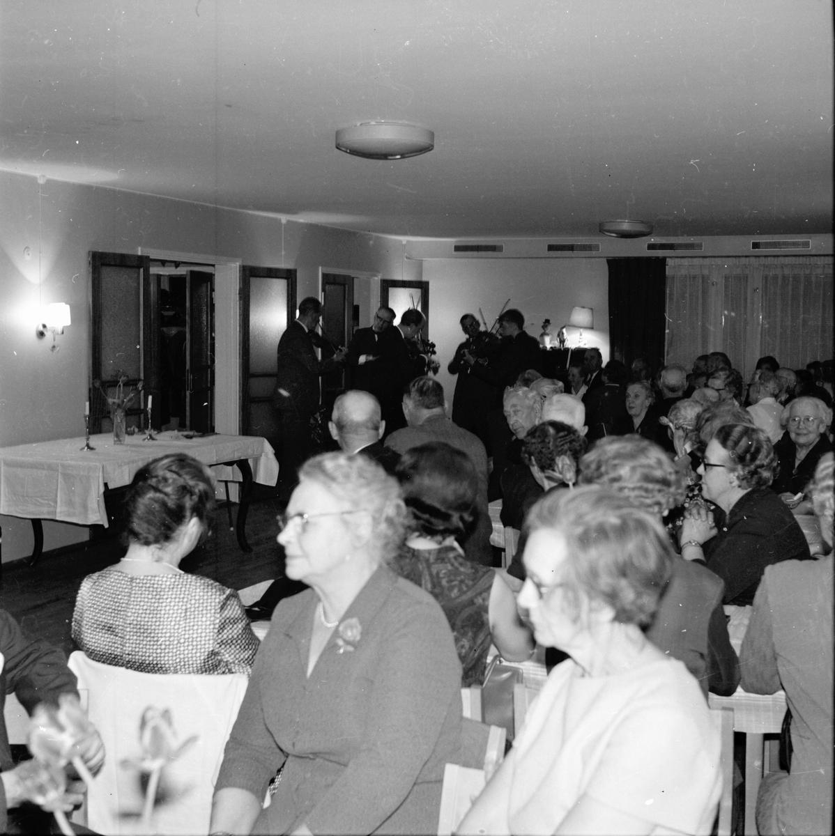 Hembygdsföreningens årsmöte. Juni 1972
