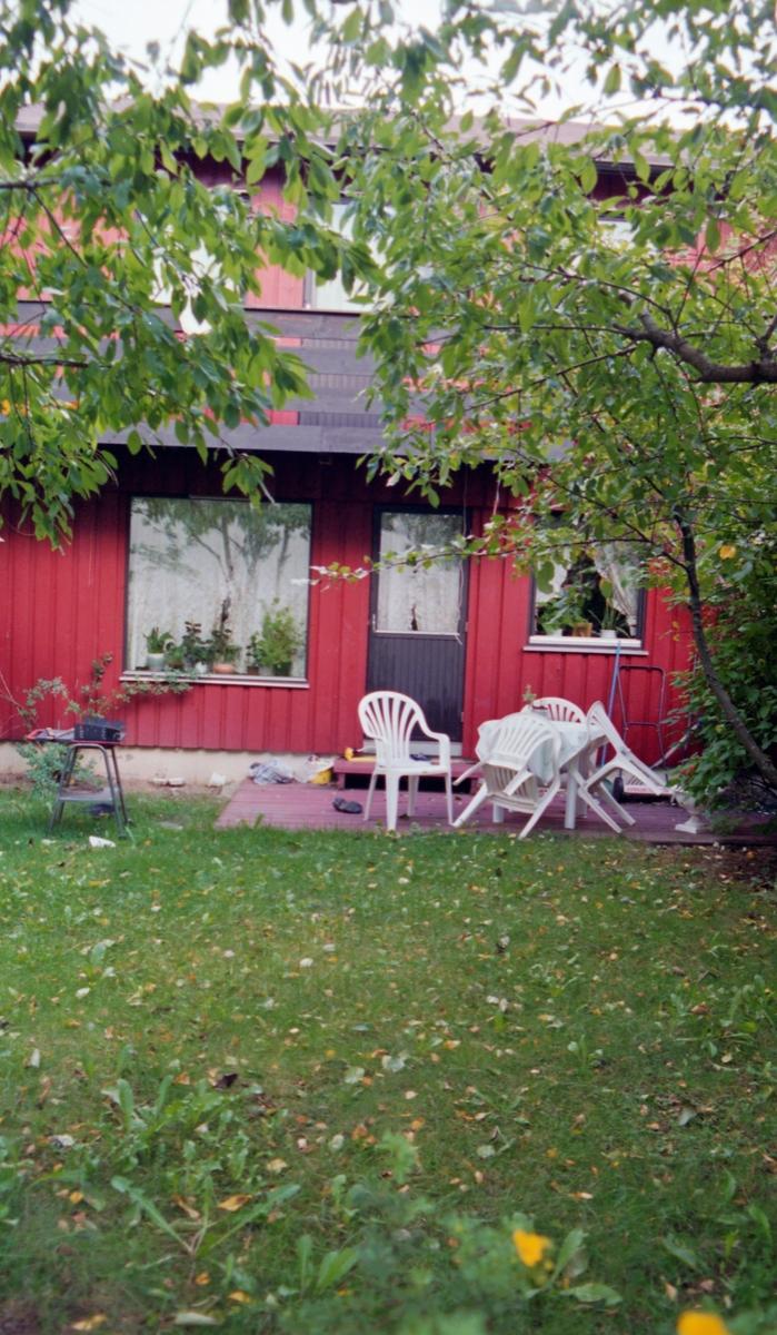 Bilder av tre boliger.