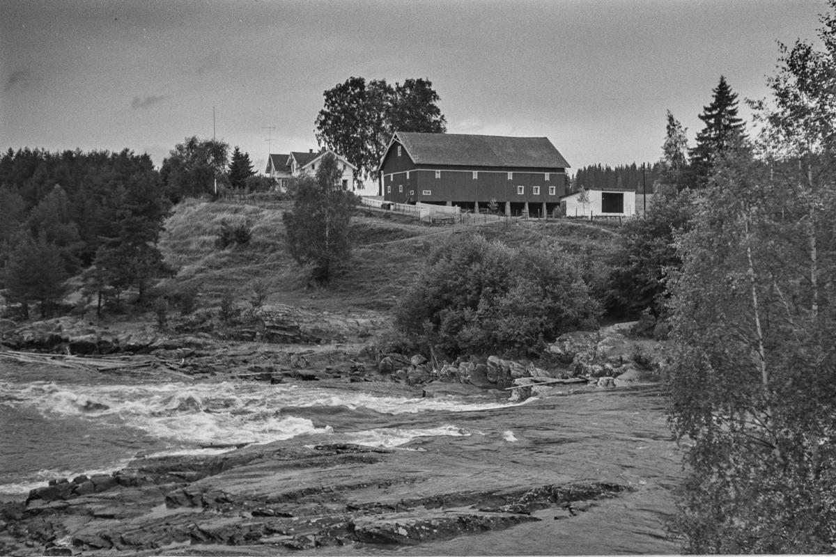Bingsfossen ved Sørumsand.