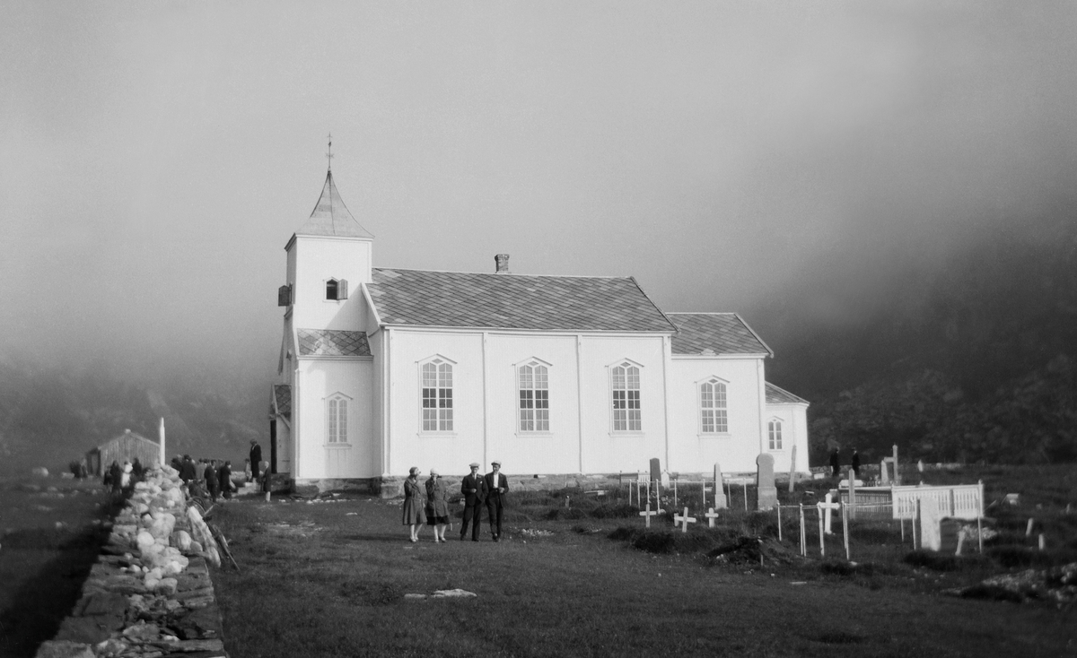 Nordvik kirke.