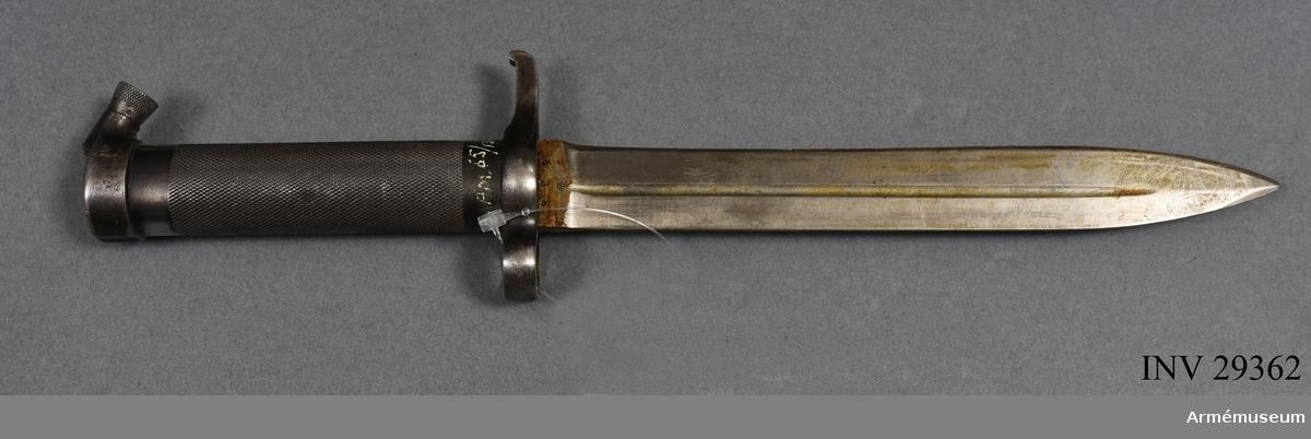 Grupp E II Till karbin m/1894.