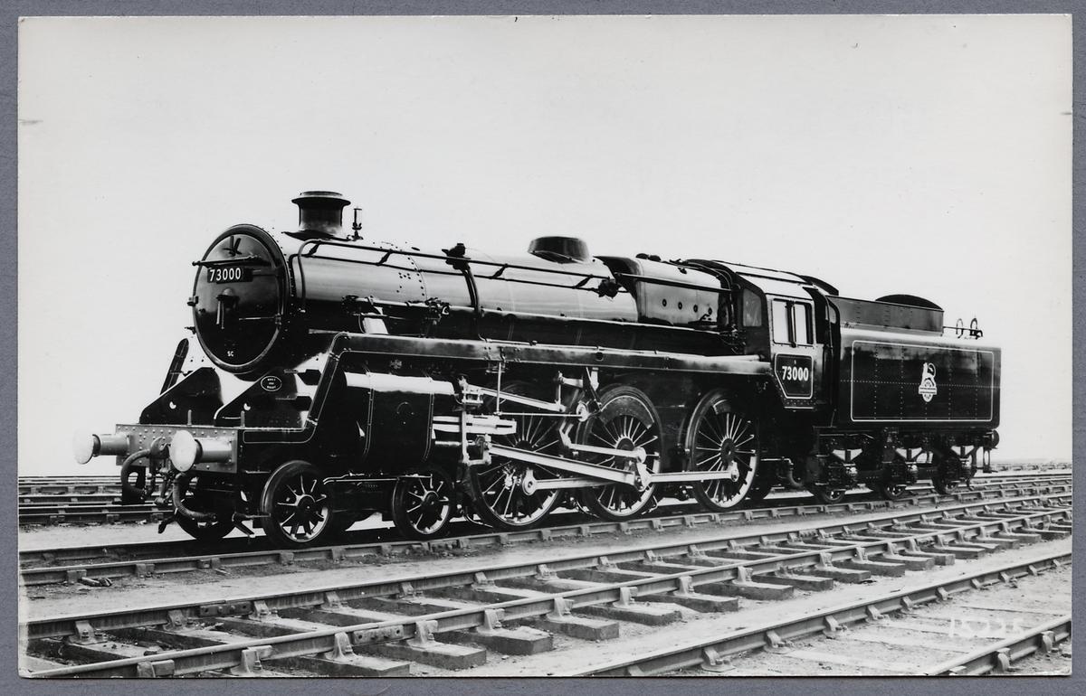 British Railways, BR BR5 73000.