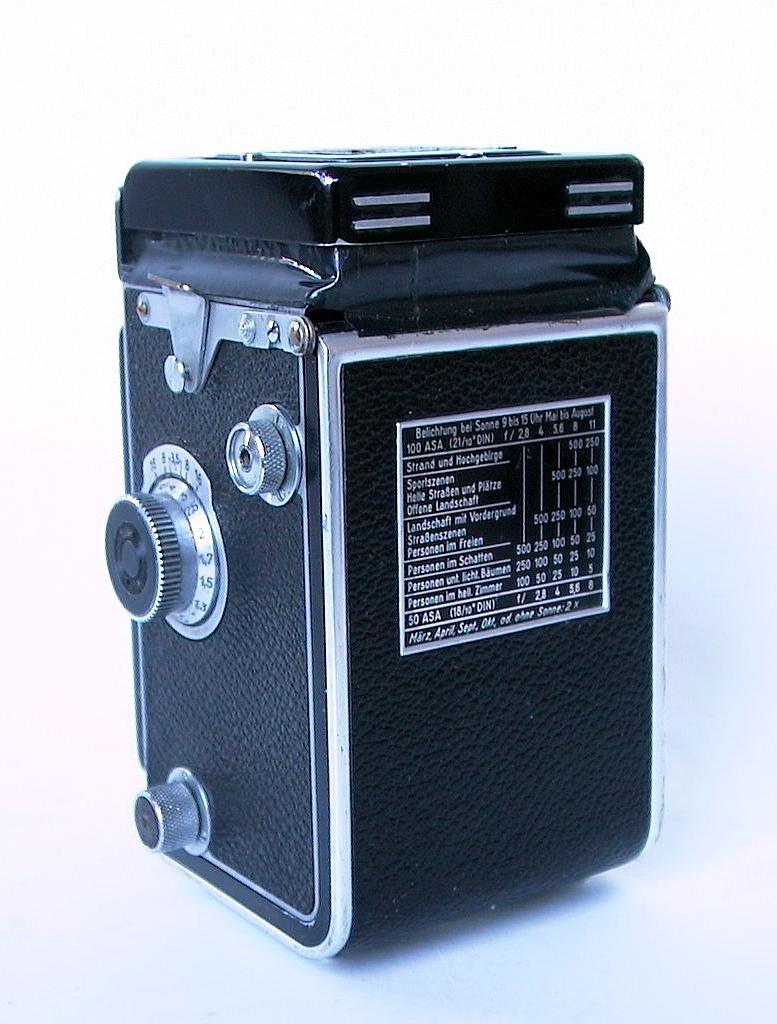 Tvåögd kamera.