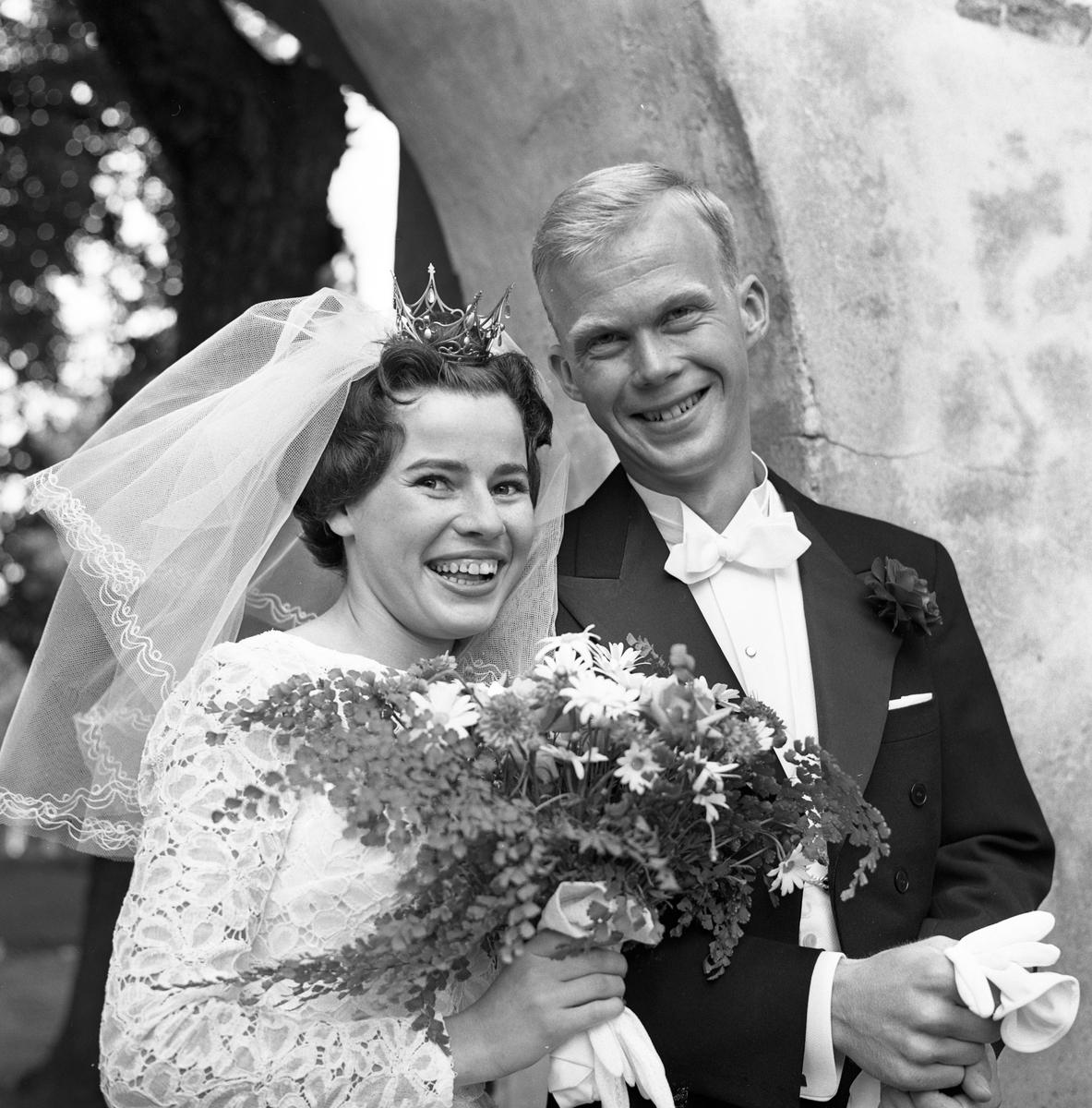 Nygifta paret Levin