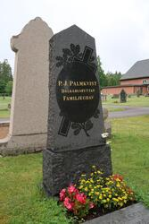 Inventering av kulturhistoriskt värdefulla gravvårdar i samb