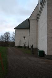 Västerlövsta kyrka, Västerlövsta socken, Uppland 2014