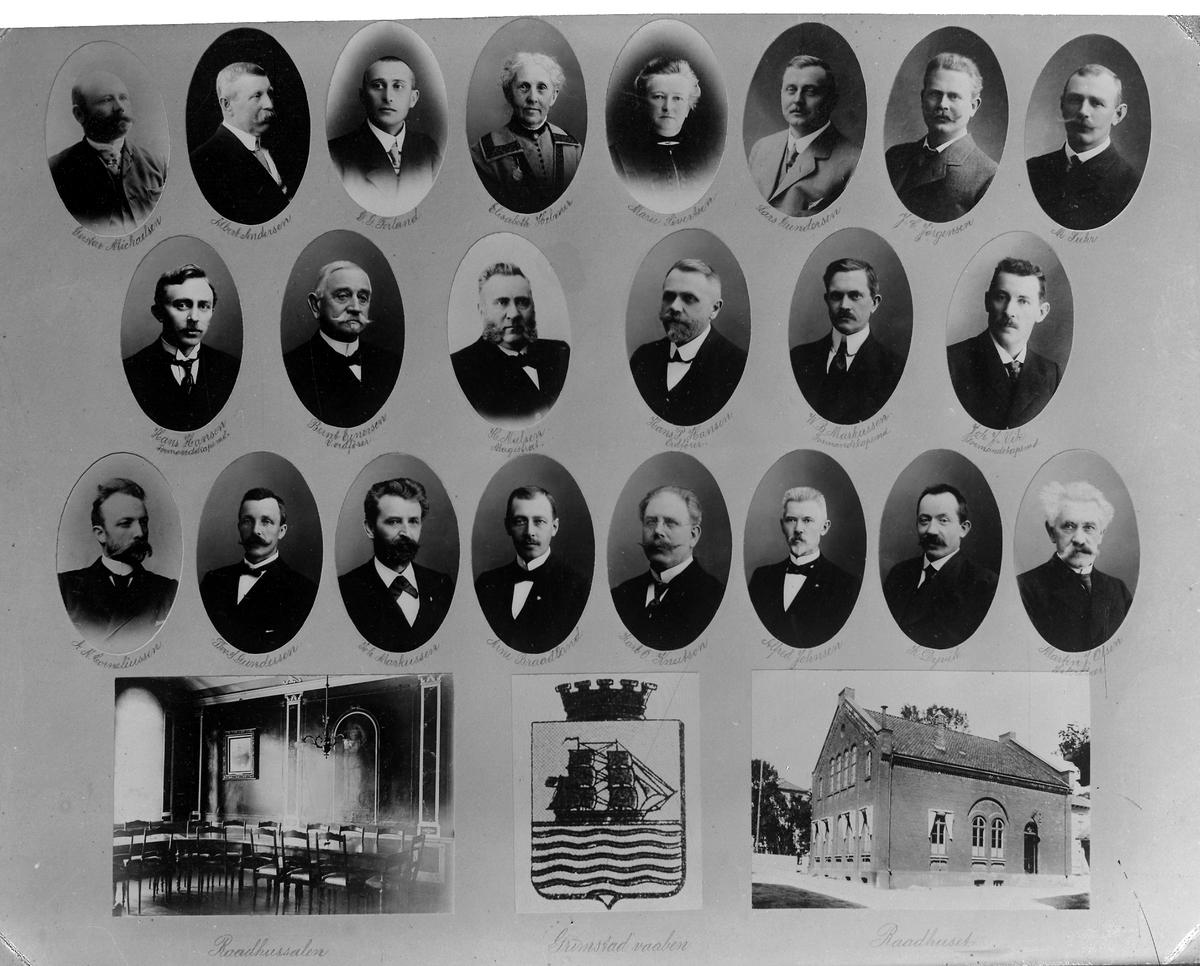 Grimstad formannskap
