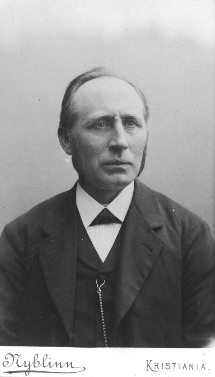 Jørgen Rustad.