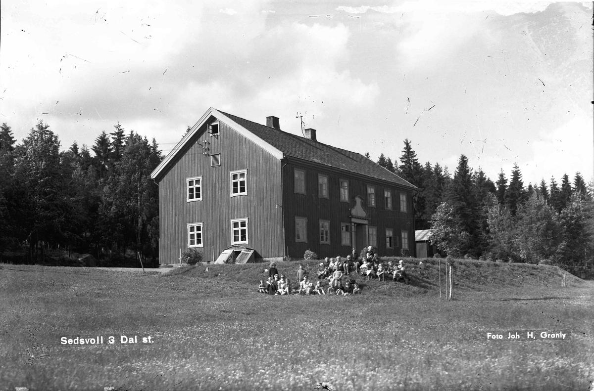 Sedsvoll 2 og 3 Dal st.