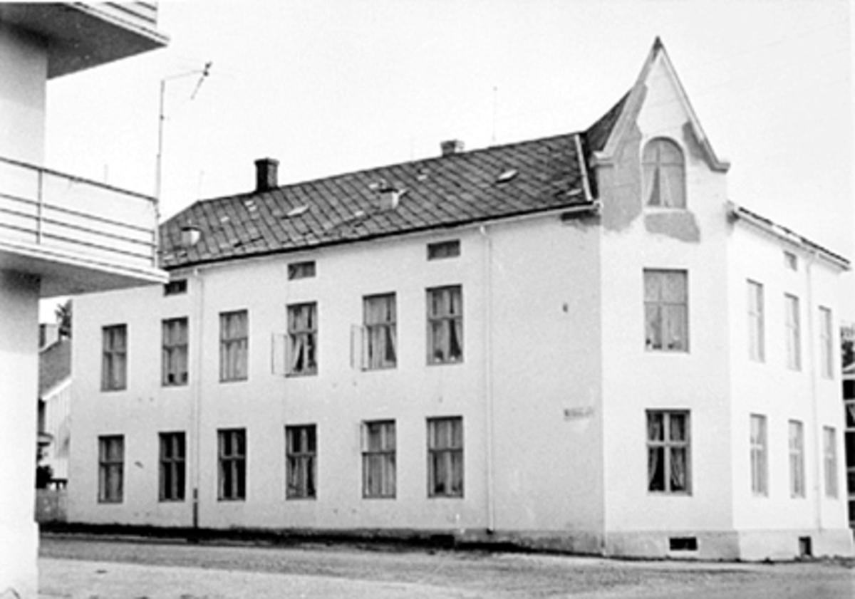 EKSTERIØR ØSTREGATE 112, WELHAVENSGATE/ØSTREGATE