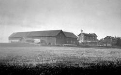 Oversikt, gardsbruk, Skredshoel gård, Ringsaker.