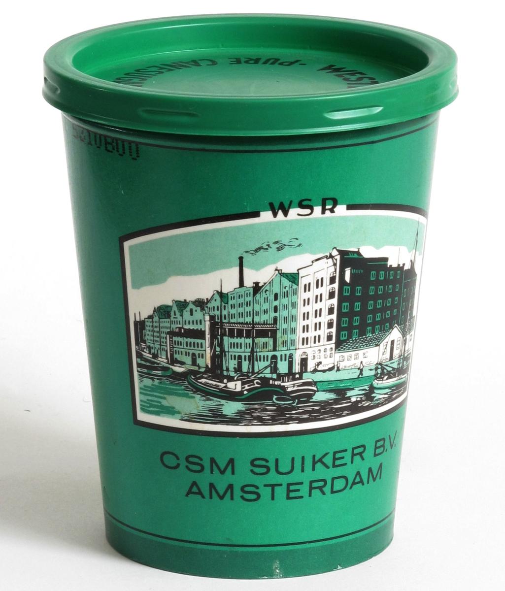 sukkerfabrikk i amsterdam