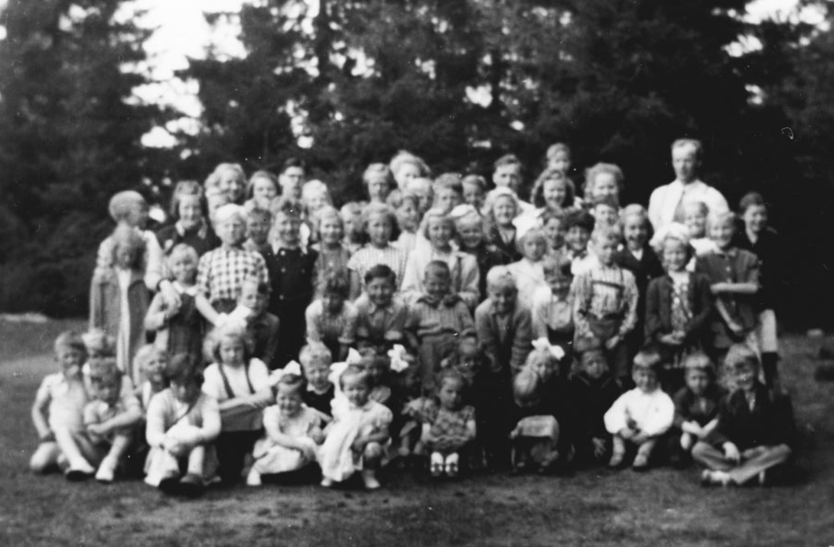 Ramstadsletta  søndagsskole, Langhus