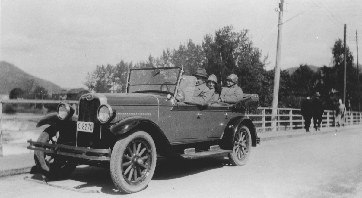 Biltur til Kongsberg