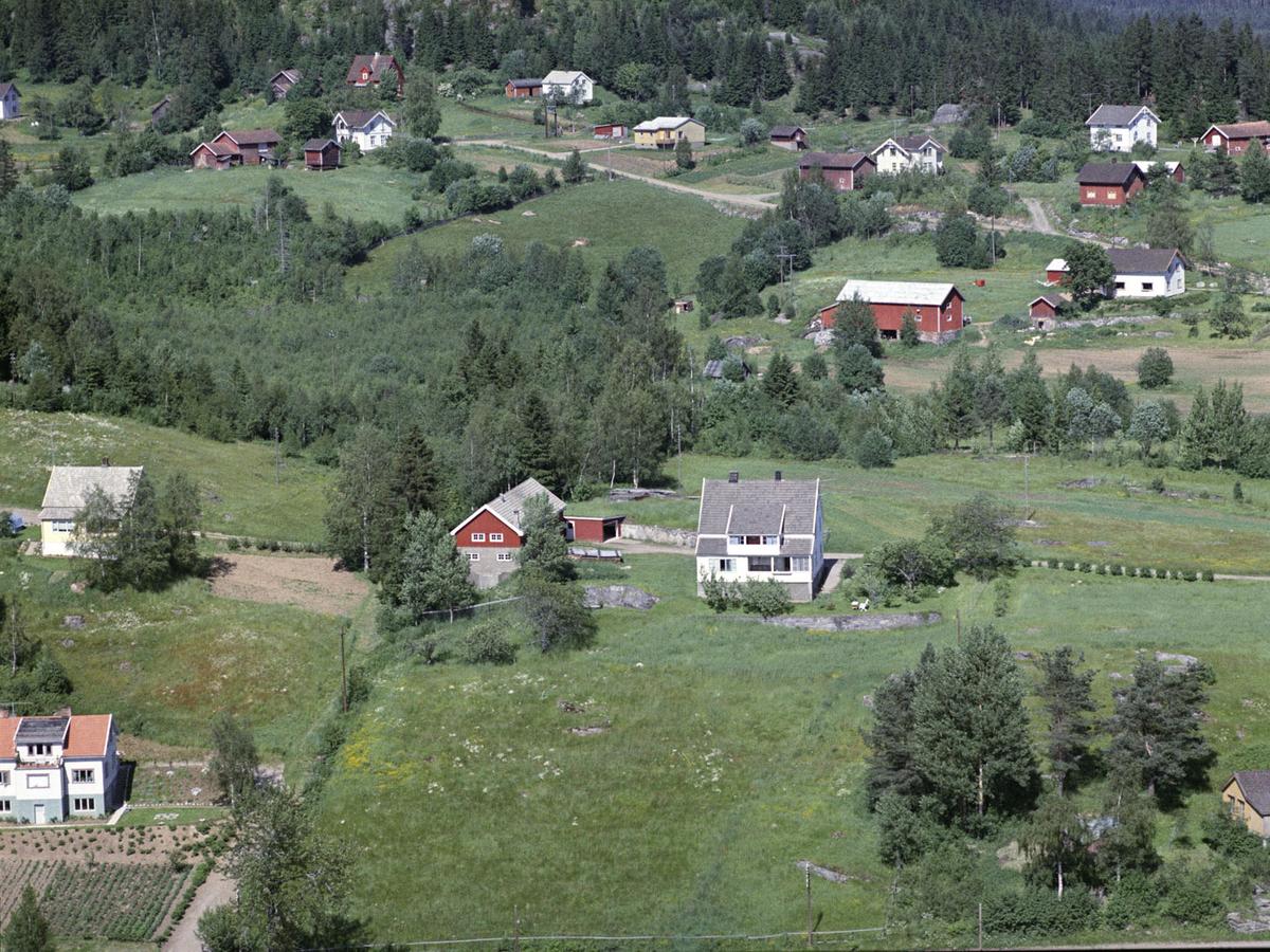 FINBRÅTENLIA TETTSTED
