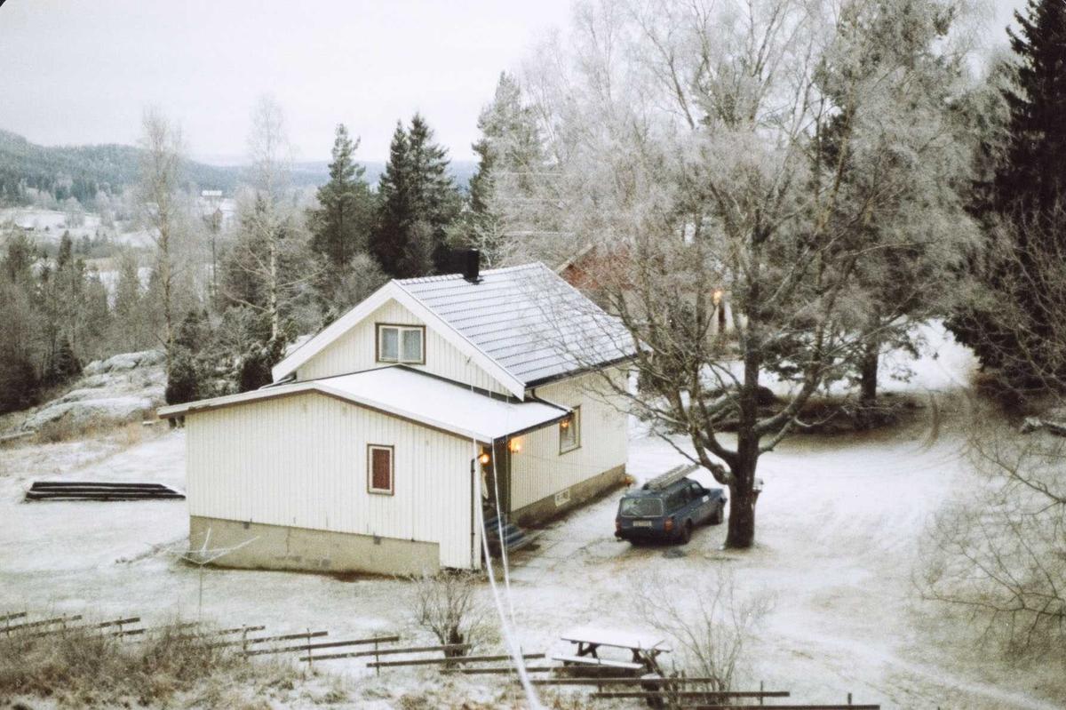 Plassen Lilleheim, Søndre Høland, 1990