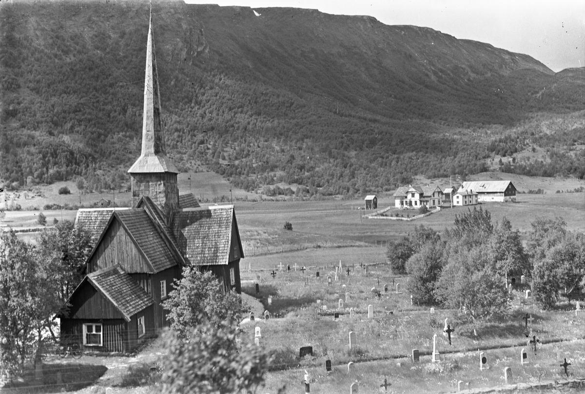 Kvikne kirke