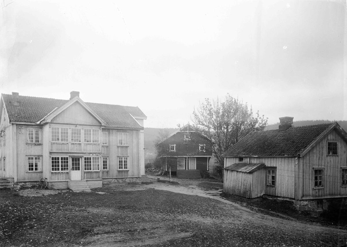 Andreas Habberstad, nedre, gård, 1924
