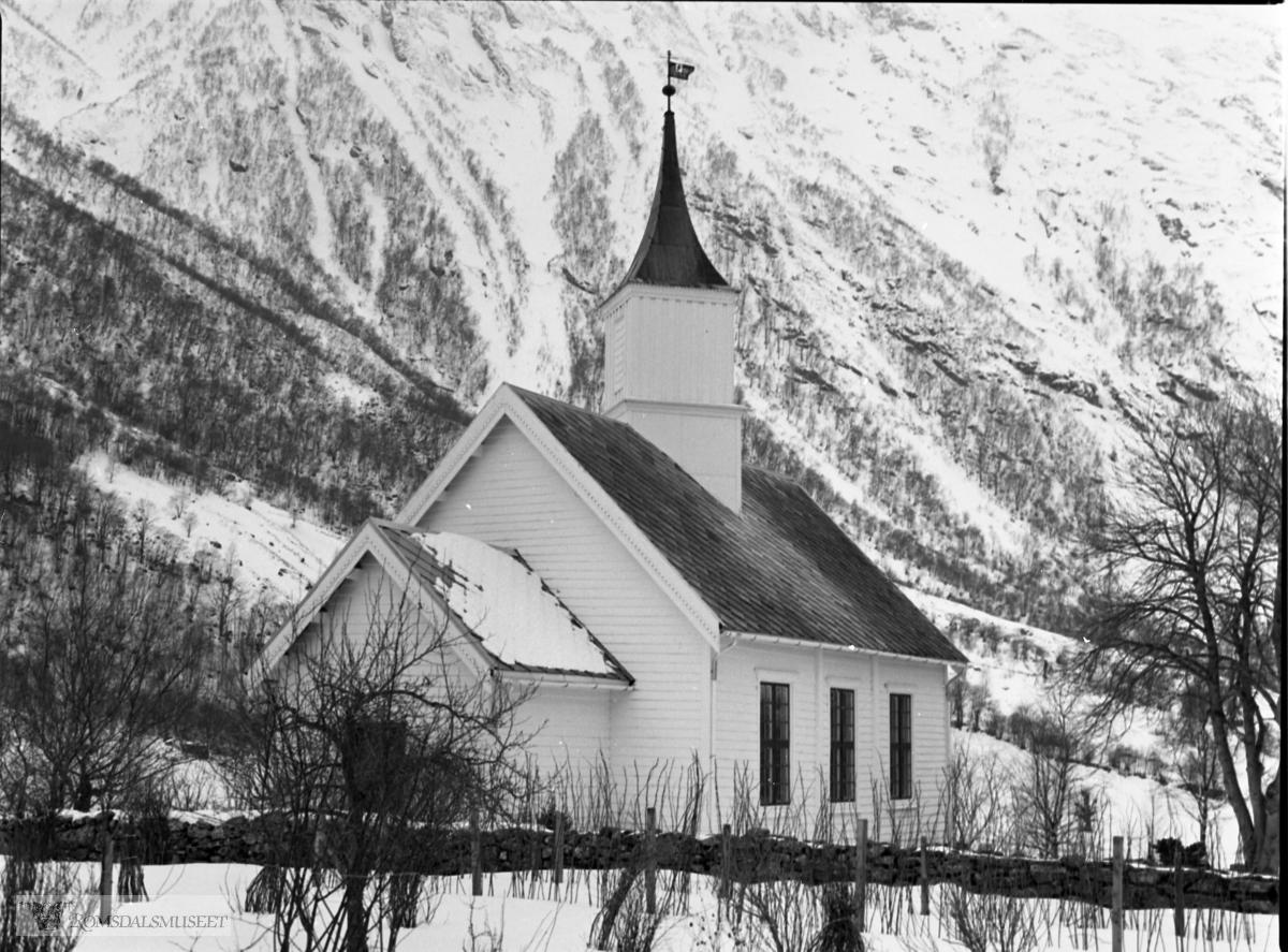 Eikesdal kirke.